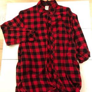 Buffalo Check dresses with pockets